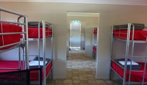 Group accommodation in Yeppoon
