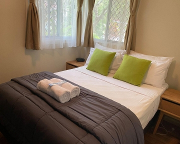 Family Cottage - Bedroom