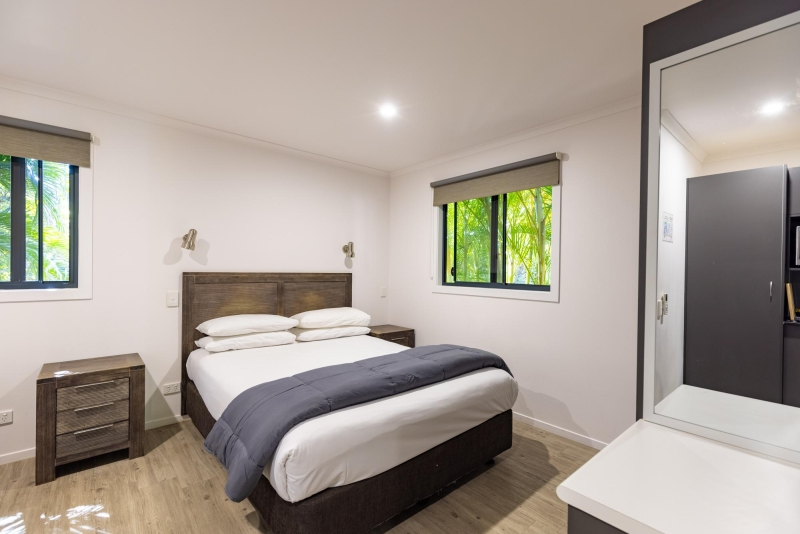 Bungalow accessible - Bedroom